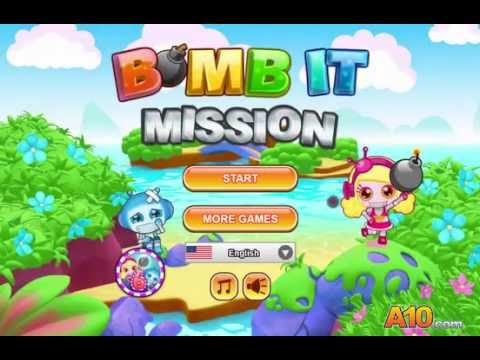 Bomb it 4 online games