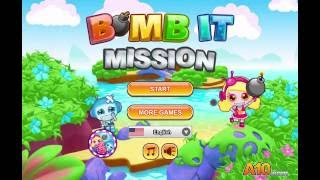 Bomb It Mission   Action games    Skill Game - Bomberman