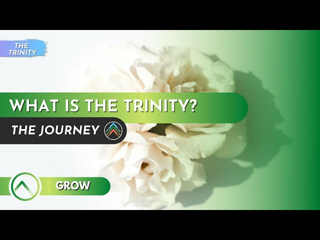 Grow | The Trinity | Part 1: What is the Trinity?