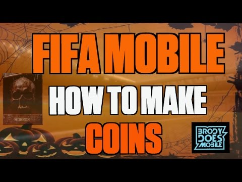 FIFA MOBILE OVERVIEW, TIPS TO MAKE COINS, HOW TO SNIPE, HOW THE MARKET WORKS, AND MORE! FIFA Mobile