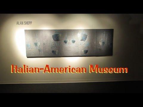 Italian American Museum - April 3, 2014