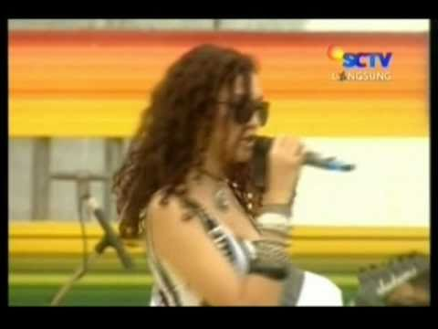 Alexa Key - Aku Kangen Aku Rindu, Live Performed di INBOX (Courtesy SCTV)