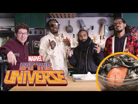 Eat the Universe: