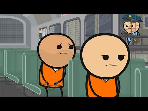 Prison - Cyanide & Happiness Shorts