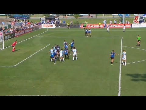 Highlights: Morgan scores late game-winner, Pride top FC Kansas City 2-1