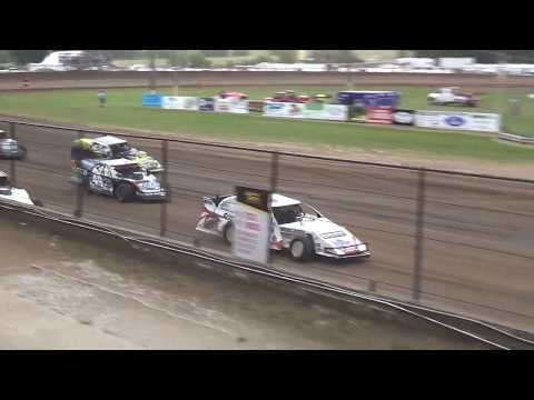 USMTS Heat 1 Fayette County Speedway West Union ,IA 9/1/19