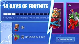 NEW 14 DAYS OF FORTNITE EVENT | HOW TO GET FREE REWARDS 14 DAYS OF FORTNITE