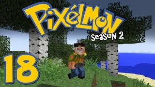Minecraft Pixelmon S2 - Ep. 18 - EV Training Questions