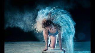 """""""МУКА""""  Лидия Фотосессия в муке / """"FLOUR"""" Video Photo session in flour"""