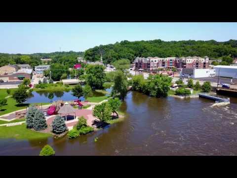 Fox River - Algonquin, IL - July 17, 2017