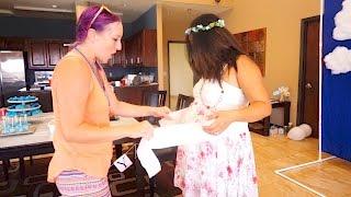 BABY SHOWER! | TheFrostFamily