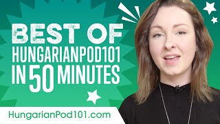Learn Hungarian with the Best of HungarianPod101