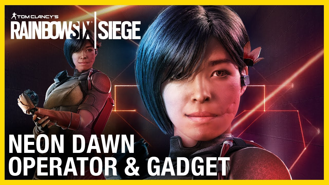 Rainbow Six Siege: Neon Dawn Operator Gameplay Gadget and Starter Tips | Ubisoft [NA]