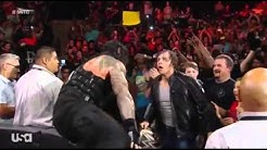 Dean Ambrose Save Roman Reigns From The Authority