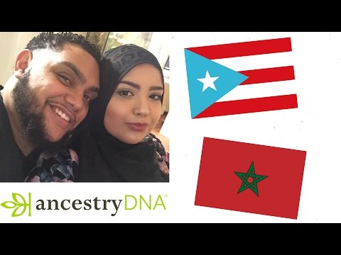 Ancestry DNA/Ged Match Couples Results - Puerto Rican & Moro