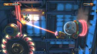 Ratchet & Clank: All 4 One -Jetpack Joyride Gameplay Movie