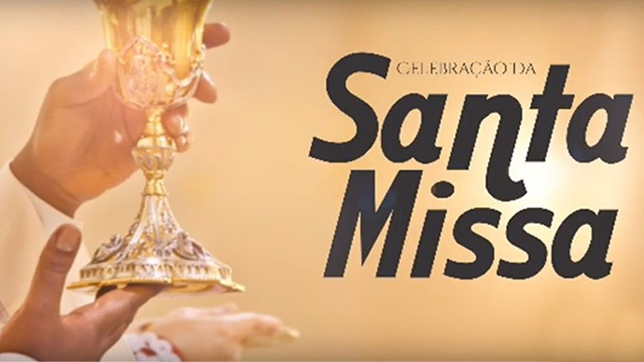 Santa Missa 18ª Domingo do Tempo Comum - 02/08/2020 - 07h