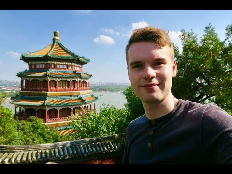 CHINA TRAVEL 🇨🇳 BEIJING'S BEAUTIFUL SUMMER PALACE