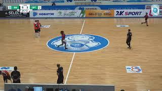 Кубок России 1 2 финала Норильский никель Норильск Оргхим Нижегородская обл Матч 2