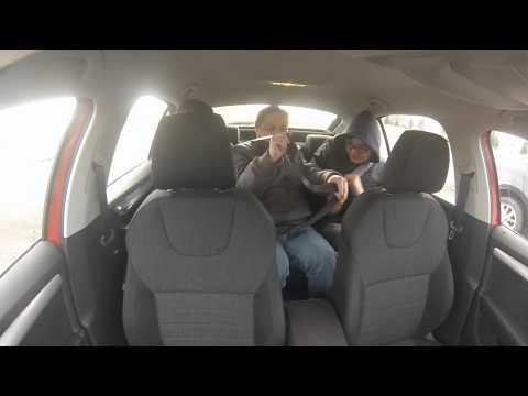 Тест Skoda Octavia, Toyota Corolla, Citroen C4 Sedan, Chevrolet Cruze