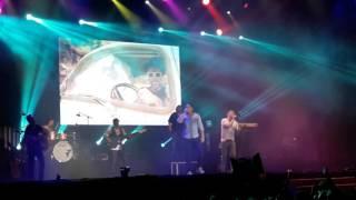 Echandote de Menos - Andy y Lucas (Feria Malaga)