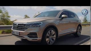 Новий VW Touareg!