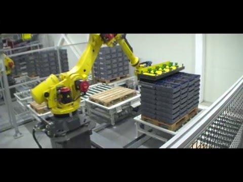 FANUC Robots in