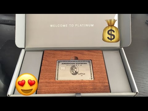 AMEX Platinum Card: Unboxing + 5 Reasons You Should Get It (2019 Update)