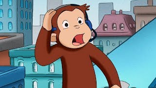Curious George 🐵 Hamster Cam 🐵Full Episode🐵 HD 🐵 Cartoons For Children
