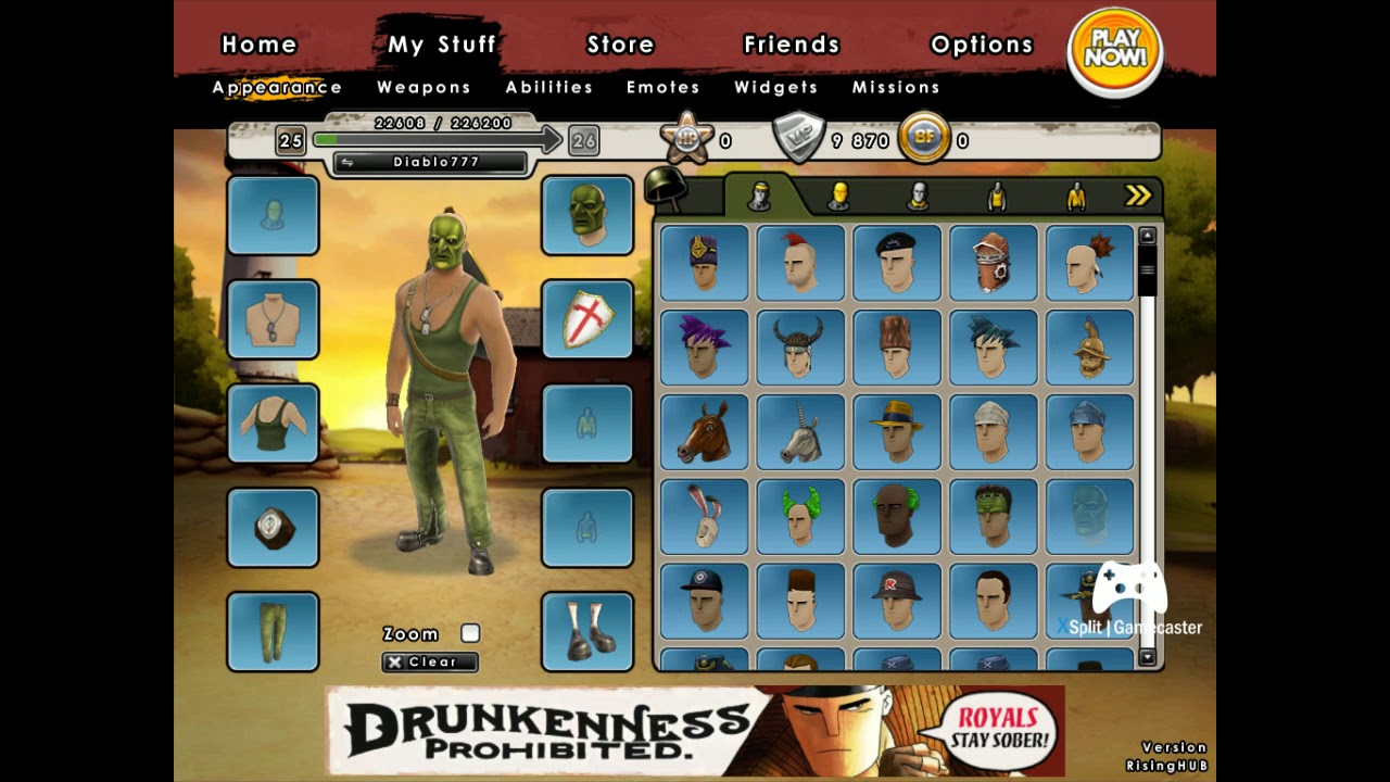 battlefield heroes 2018