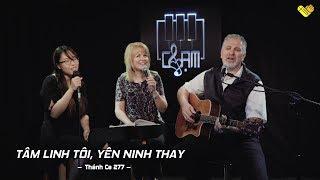 VHOPE | Tâm Linh Tôi, Yên Ninh Thay - Greg & Glenda Bostock, Thanh Trúc | CHẠM - Live Acoustic