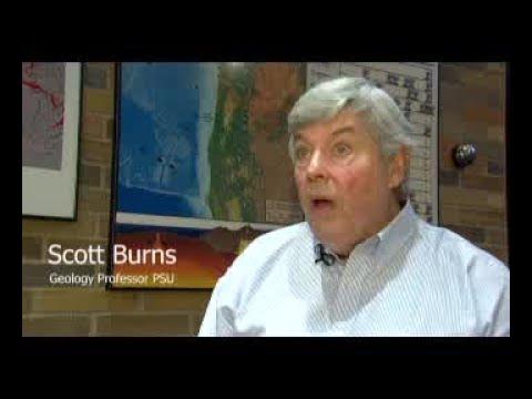 Geologist Scott Burns talks about the Alaska earthquake