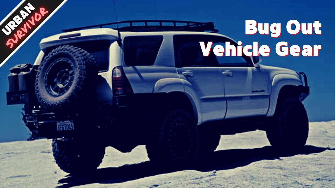 Bug Out Vehicle Accessories : Best shtf bug out vehicle upgrades accessories and ideas