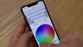 아이폰 | 키보드 크기, 색깔 바꾸는 설정방법, 단축키…