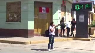Violento e injusto desalojo en la Ciudad de Sullana