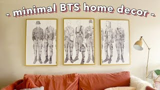 Baixar DIY Minimal BTS Room Decor Ideas! | Nava Rose