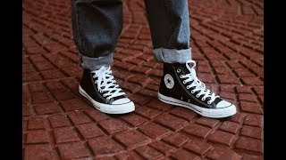 Converse All Star High Top - Unboxing +
