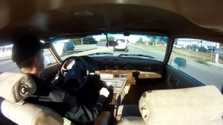 280ZX Cruise With Open Header And through a Tunnel!