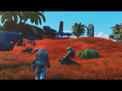 New No Man's Sky trailer offers more clues about its Beyond update