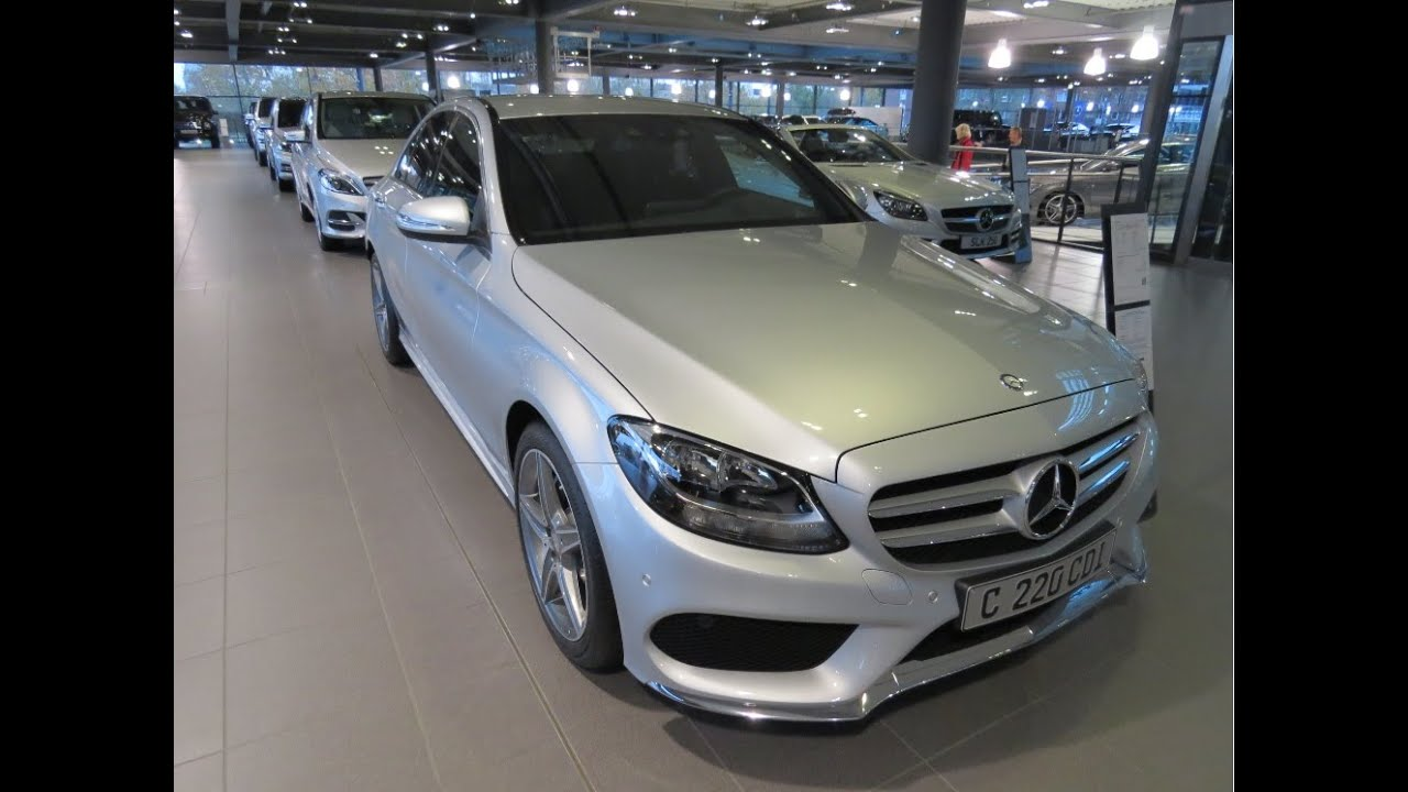 2015 mercedes c 220 cdi bluetec youtube. Black Bedroom Furniture Sets. Home Design Ideas