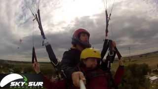 Sky Sur Parapente en kiyu