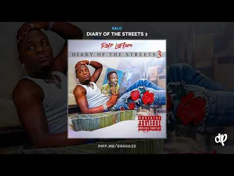 Ralo -  12 Can't Stop Shit (Outro) [Diary Of The Streets 3]