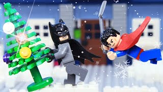 LEGO Christmas Tree Decorations By Superheroes
