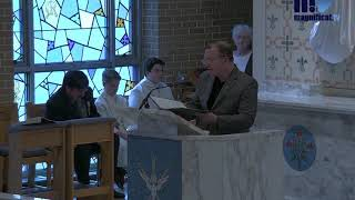Magnificat Tv. Good Friday of the Lord's Passion 04/19/2019