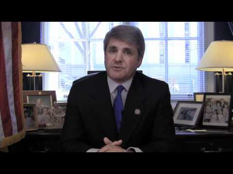 McCaul discusses priorities for the 112th Congress
