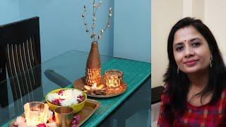 (हिंदी) Last Minute Diwali Decor Ideas - 7 DIY for Home Decoration