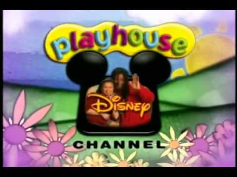 Out Of The Box Old Playhouse Disney Ident Youtube