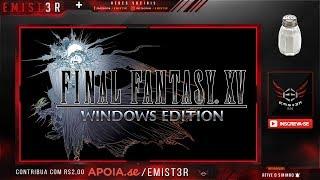 Final Fantasy XV - Windows Edition - Demo 100% - Full Demo Playthrough - GTX 960