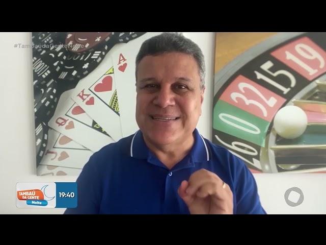Santos e San Lorenzo, ao vivo e exclusivo, na TV Tambáu-SBT - Tambaú da Gente Noite