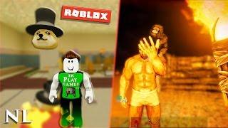 ARK Survival Evolved & Roblox secuencia de juego ( Nederlands )
